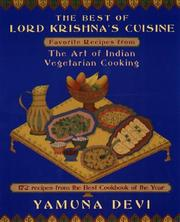 Cover of: The best of Lord Krishna's cuisine