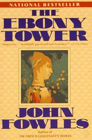 Cover of: The ebony tower