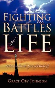 Cover of: Fighting the Battles Of Life | Grace Oby Johnson