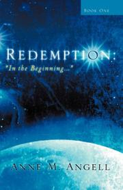 Cover of: Redemption | Anne, M Angell
