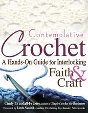 Cover of: Contemplative Crochet