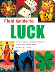 Cover of: Field Guide to Luck
