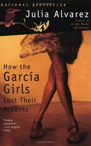 Cover of: How the García girls lost their accents