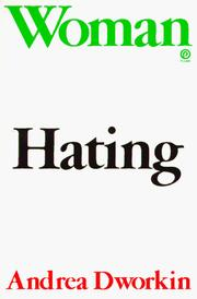 Cover of: Woman Hating (Plume)