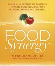 Food synergy by Elaine Magee