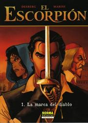 Cover of: El Escorpion vol. 1