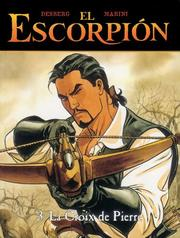 Cover of: El Escorpion vol. 3