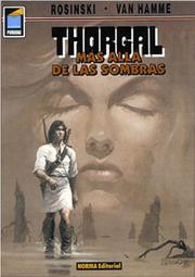 Cover of: Thorgal, vol. 5: mas alla de las sombras: Thorgal vol. 5