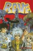 Cover of: Rave Master vol. 8