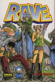 Cover of: Rave Master vol. 10