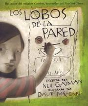 Cover of: Los lobos de la pared