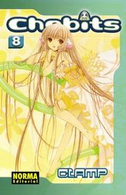 Cover of: Chobits vol. 8 (En español) (Chobits (Spanish))