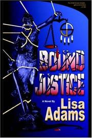 Cover of: Bound Justice