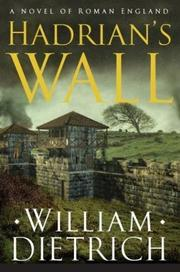 Cover of: Hadrian's Wall: a novel