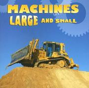 Cover of: Machines Large and Small (Learning Languages) | T. Schaefer