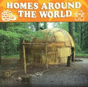Cover of: Homes Around the World | A. Schaefer