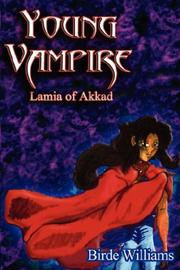 Cover of: Young Vampire | Birde Williams