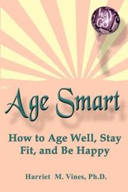 Cover of: Age Smart | Harriet Vines