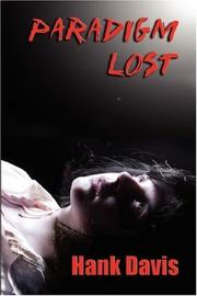 Cover of: Paradigm Lost