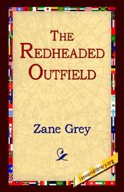 Cover of: The Redheaded Outfield: and other baseball stories