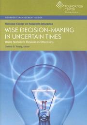 Cover of: Wise Decision-Making in Uncertain Times