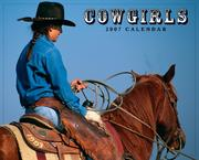 Cover of: Cowgirls 2007 Calendar |