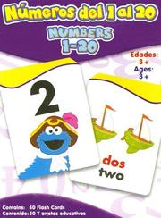 Cover of: Numeros Del 1 Al 20/ Numbers 1-20