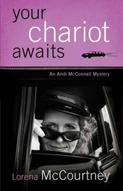Cover of: Your Chariot Awaits (Andi McConnell Mysteries, Book 1)