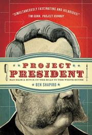 Cover of: Project President | Ben Shapiro