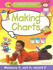 Cover of: Making Charts (Computer Tutors) | Anne Rooney