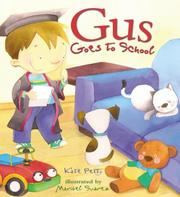 Cover of: Gus Goes to School (Storytime) |