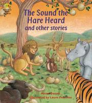 Cover of: The Sound the Hare Heard and Other Stories (Stories from Faiths) | Anita Ganeri