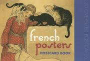 Cover of: French Posters Postcard Book |