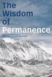 Cover of: The Wisdom of Permanence