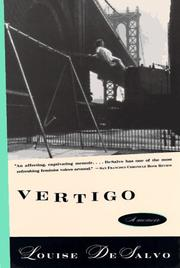 Cover of: Vertigo: A Memoir