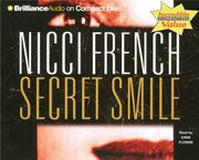 Cover of: Secret Smile (French, Nicci (Spoken Word))
