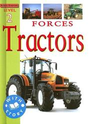 Cover of: Forces: Tractors (Science Starters)