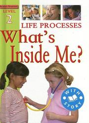 Cover of: Life Processes: What's Inside Me? (Science Starters)