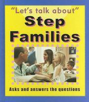 Cover of: Step Families (Let's Talk About)
