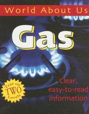 Cover of: Gas (World About Us)