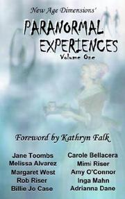 Cover of: Paranormal Experiences - Volume One | Billie Jo Case