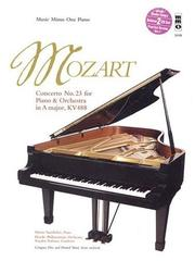 Cover of: Music Minus One Piano