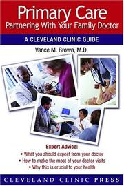 Cover of: Primary Care | Vance Brown