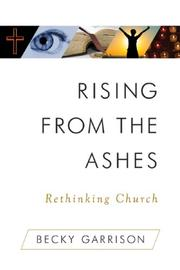 Cover of: Rising from the Ashes | Becky Garrison