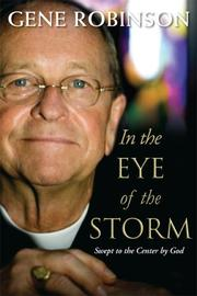 Cover of: In the Eye of the Storm | Gene Robinson