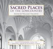 Cover of: Sacred Places of the Lowcountry