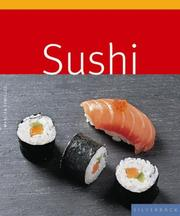 Cover of: Sushi (Quick & Easy (Silverback)) | Marlisa Szwillus