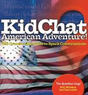 Cover of: KidChat American Adventure (KidChat)