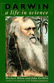 Cover of: Darwin | Michael White, John R. Gribbin