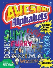 "Cover of: ""Awesome Alphabets, 2E"""